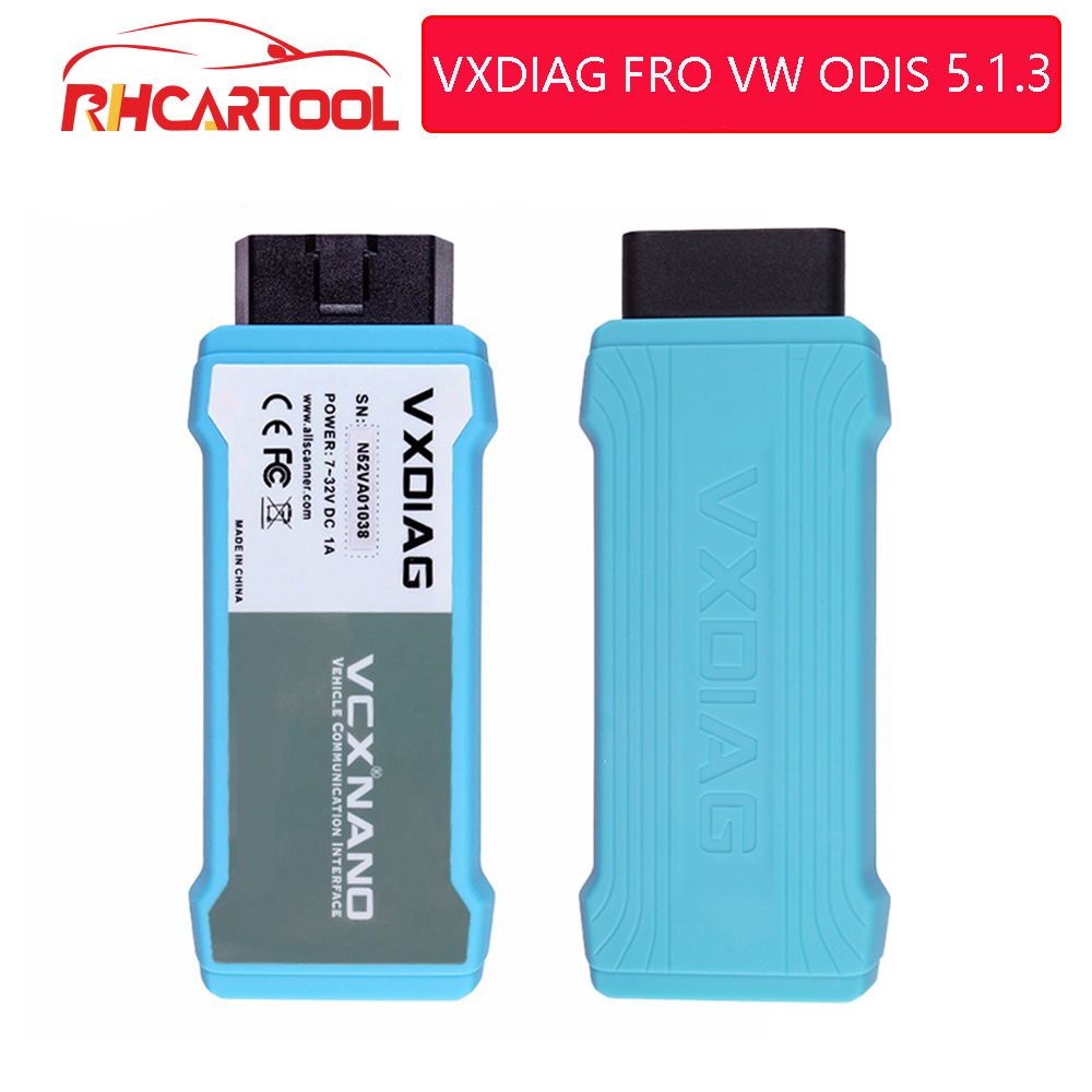WIFI Version ODIS 5 1 3 VXDIAG 6154 For Audi for VW Replace of VAS5054 6154
