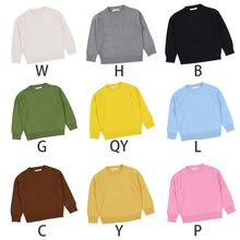 Get more info on the Kids Clothes Baby Boy Girl Sweater Autumn Candy Color Cotton Sweater Casual Outerwear