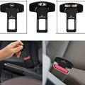 Автомобильный знак Безопасность сиденье Крепление-пряжка с застежкой зажима штепсельной вилки для Audi гибкие чехлы из термопластичного пол...
