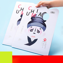 2021 New Product 20-page Disposable Color Paper for Art Students No-washing Hand-tear Double-sided Gouache Acrylic Oil Painting
