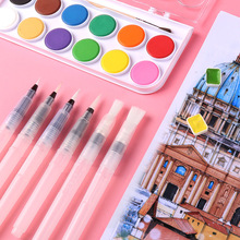 Ink-Pen Paint-Brush Refillable Drawing-Painting Water-Color Soft-Head-Calligraphy