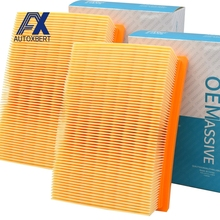2x Cars Engine Intake Air Filter 030198620 Car Parts Accessories For VW CADDY LUPO POLO SEAT AROSA CORDOBA IBIZA Ⅲ 1.0L 1.4L