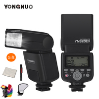 YONGNUO YN320EX Wireless TTL Camera Flash Master Slave Speedlite 1/8000s HSS GN31 5600K for Sony A7/A99/A77 II/A6000/A6300/A6500