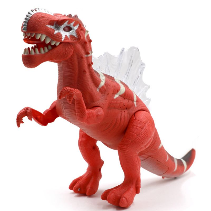 New Electric Toy Simulation Dinosaur Model Toy Boys Girls Children Day Birthday Gifts