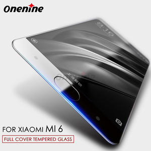 Image 3 - Onenine 4D Carving Tempered Glass for Xiaomi Mi 6 Full Cover Screen Protector 3D Curved 9H Toughened Film for Xiaomi Mi6 Plus