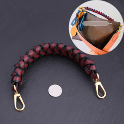 Bag Parts & Accessories Brand Bags Knitting Hand Strap Decoration Short Shoulder Straps