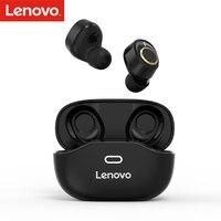 Lenovo X18 TWS Auricolari Bluetooth 5.0 Auricolare Senza Fili Sweatproof Sport Auricolari Con Il Mic Siri Assistente Vocale Per Android iOS
