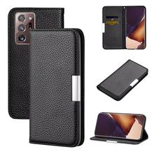 For Funda Galaxy Note 20 Ultra Case Premium Leather Folio Magnetic Kickstand Phone Cover Case for Samsung Galaxy Note 20 S20 S9