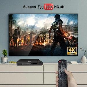 Image 5 - Caixa de tv smart a95x f2 2020, 4gb de ram, 32gb de armazenamento, caixa de suporte, set 4k, 9.0 reprodutor de mídias do google play netflix youtube