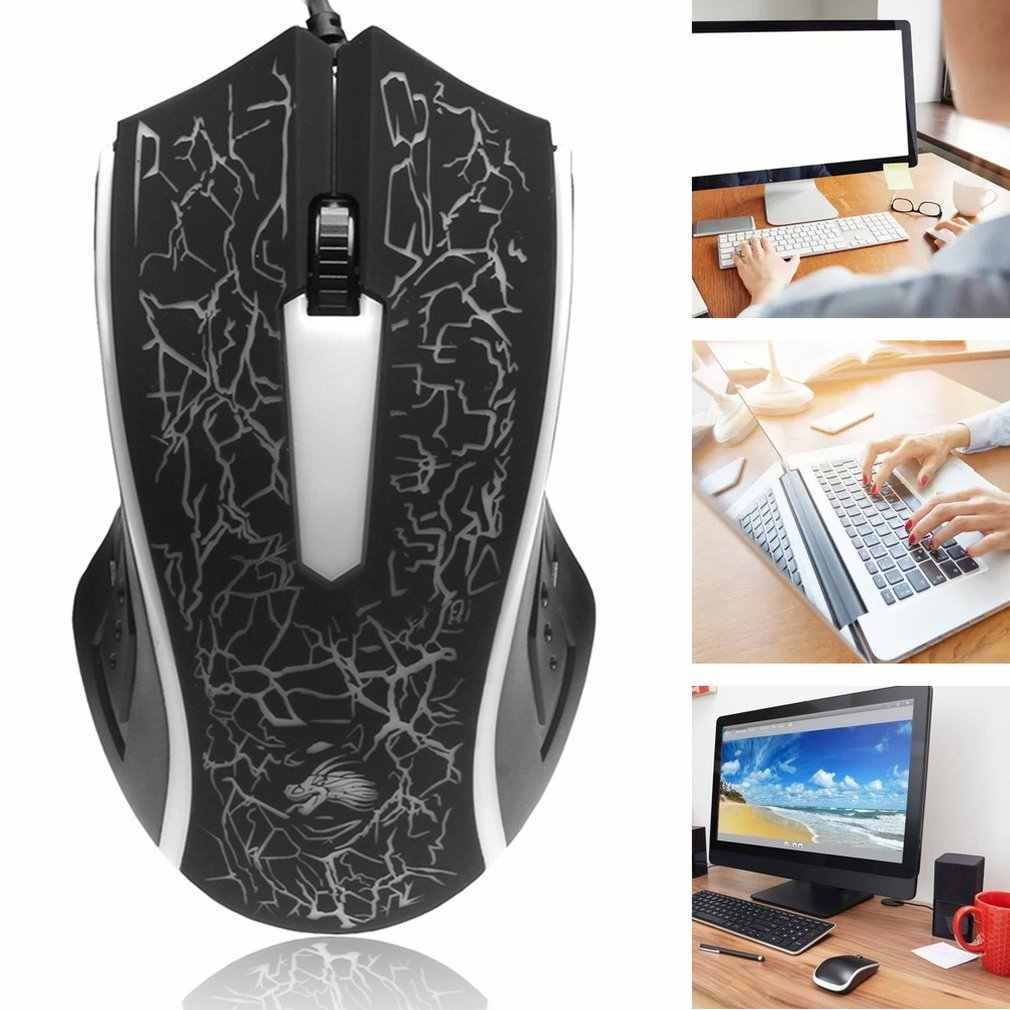 X7 High Quality Professional Wired Gaming Mouse 3 Button 5500DPI LED Optical Computer Mouse Gamer Mice For Laptop PC