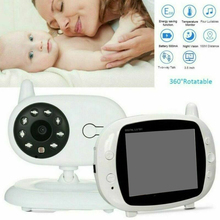 Wireless Digital Baby Monitor Wireless Digital Video Baby Phone with Camera Color Baby Video Monitor Night Vision Baby Monitor tanie tanio