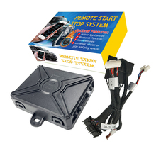 2020 cardot smart remote starter new diy plug&play canbus system compatible original start button for ford