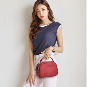 Image 5 - Women Messenger Bags 2019 Crossbody Bags For Women Soft Leather Shoulder Bag Sac A Main Small Handbags High Quality Flap Bag