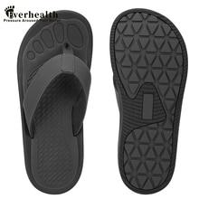 Massage Flip-flops Summer Men Slippers Beach Sandals Comfortable Men Casual Shoes Fashion Men Arch Support Flip Flops 2021