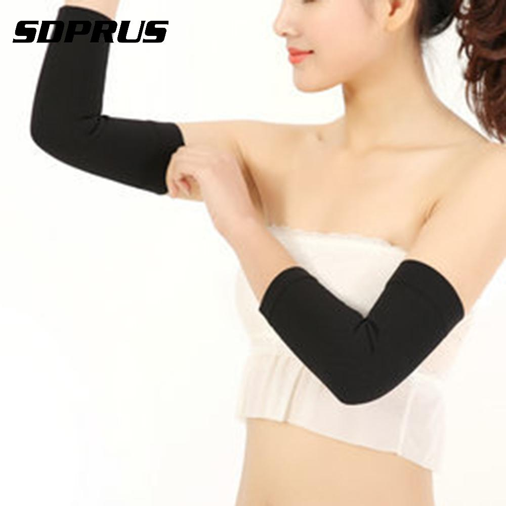 Women Elbow Braces Sleeve Compression Sleeve Elastic Arm Support Elbow Brace Support For Tendonitis Arthritis Bursitis Golfers