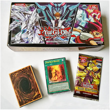 цена Yu-Gi-Oh 100pcs holographic card Giocattolo Hobby Collection Game Collection Anime di Carta онлайн в 2017 году