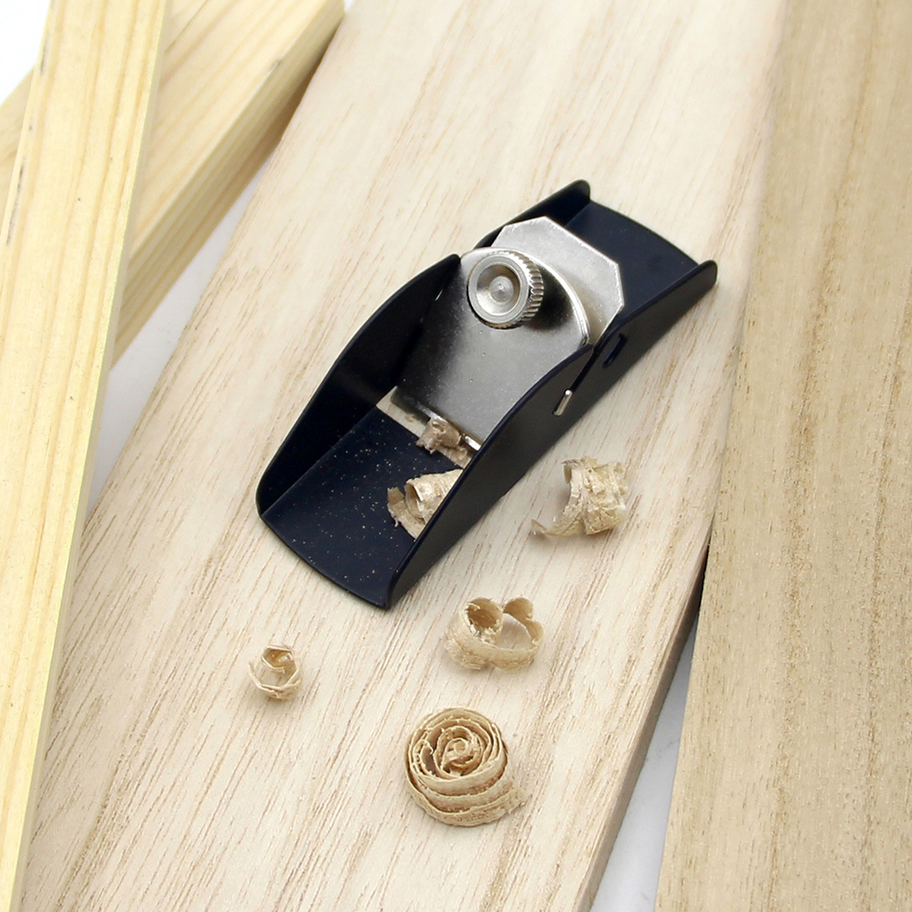 Wood Working Hand Planer Woodworking Mini Wood Planer Device Flat Plane Bottom Edge Trimming Tools for Carpenter Woodcraft Tool