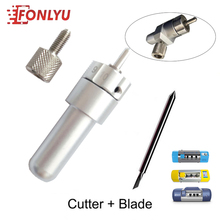 Hydrogel Film Cutting Knife Blade  Suitable For SS-890C Sunshine Cutting Machine Front Glass Back Cover Film Cutting