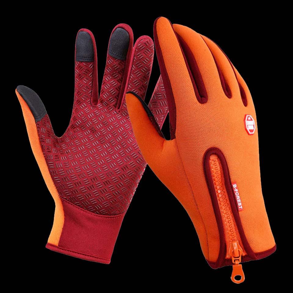 WALK FISH Waterproof Anti-Slip Breathable Fishing Gloves Full Finger Durable Fishing Cycling Gloves Pesca Fitness Carp Fishing
