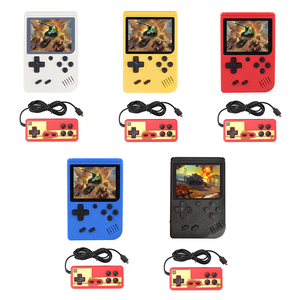 Portable Game Console Retro 500 Games Handheld Mini Game Console Classic Pocket Video Gamepad with Controller
