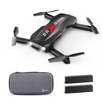 Drone santa pietra HS160 Pro con telecamera WIFI FPV 1080P HD pieghevole RC droni sensore di flusso ottico Hover Quadcopter Quadrocopter