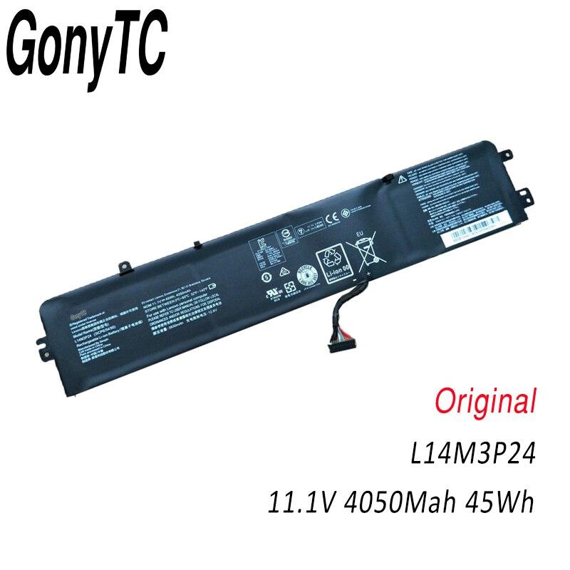 New L14M3P24 L14S3P24 L16M3P24 Laptop Battery For Lenovo Ideapad Xiaoxin 700 R720 Y700-14ISK Y520-15IKB Y720-14ISK