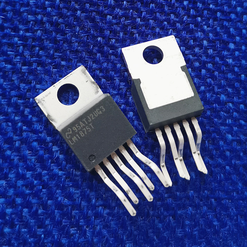 lm1875 LM1875T amplifier chip IC 100% original for audiophiles diy amplifier