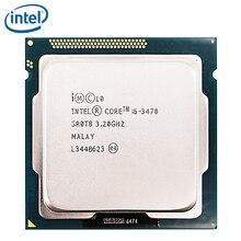 Intel Core i5-3470 i5 3470 Processor 6M Cache 3.2GHz 77W LGA 1155 PC computer Desktop CPU tested 100% working