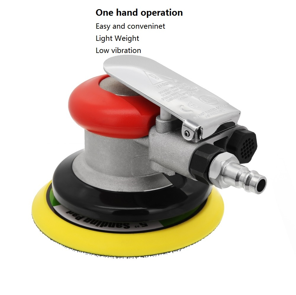 100 mm Kit radial-pulidora-lijadora