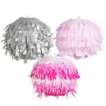 1pc 20cm 8inch Paper Fringe Lantern For Wedding Baby Shower Birthday Christmas Party Decorations
