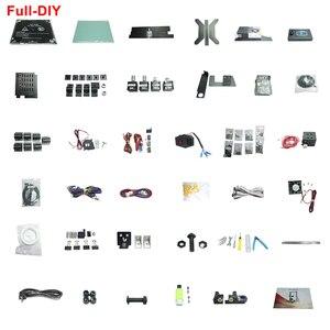 Image 5 - New Anet A8 plus Upgrade 3D Printer Kit Plus Size 300*300*350mm High Precision Metal Desktop 3D Printer DIY Impresora 3D