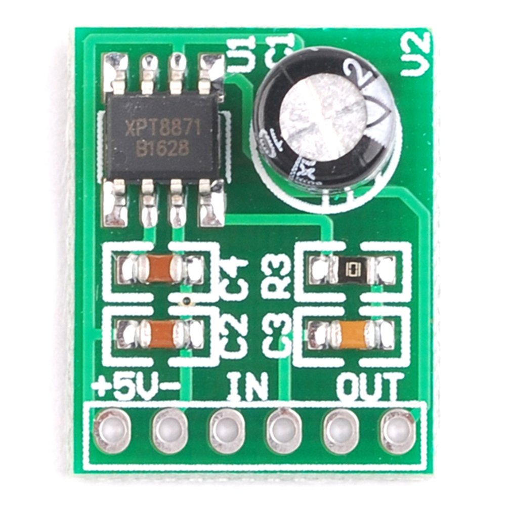 Mini Mono Power Amplifier Board USB 5V Power Amplifier Board 8871 Mono Power Amplifier Power Amplifier Module