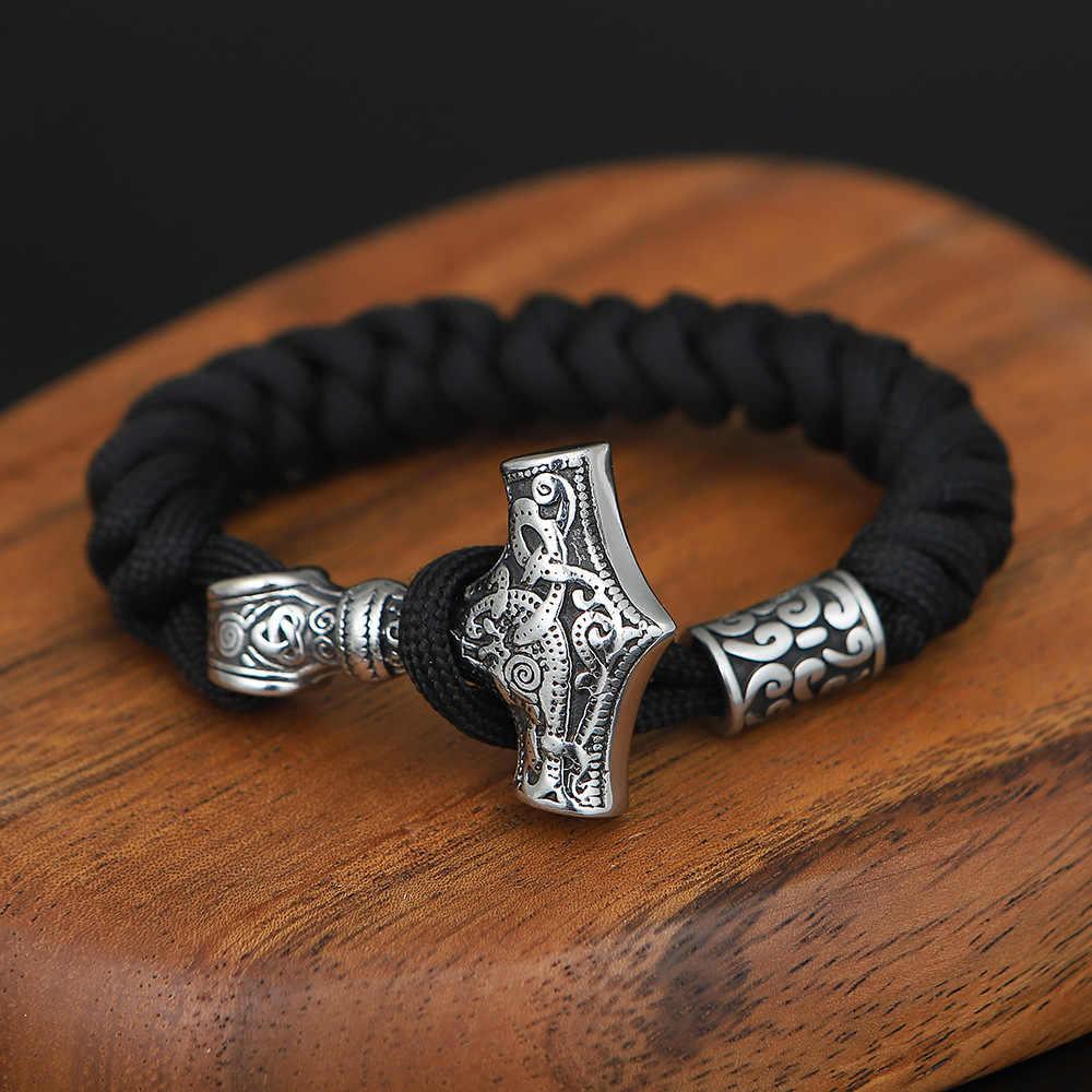 Hommes Capuche nordique dehors Jeu Vikings Funshirt le marteau de Thor