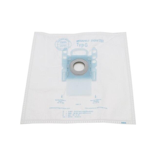 שואב אבק G 10 Pcs/Lots סוג G בד אבק שקיות Typ G עבור בוש Siemens BSGL3126GB BSG6 BSG7 GL30 פרו שקיות