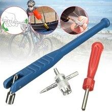 Puller-Tube Valve-Stem-Core Tire-Repair-Tools Motorcycle-Remover Metal Car