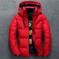 2020 Winter Jacke Herren Qualität Thermische Winter Coat Jacket Thermal Thick Coat Parka Male Warm Outwear Down Jacket Coat