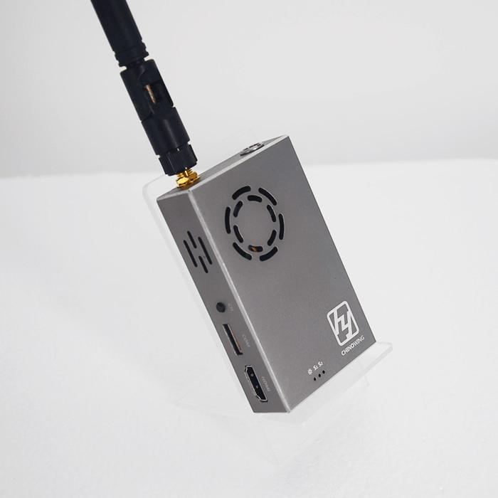 Over 30KM Wireless HDMI image Transmission 100-900Mhz Full HD 1080P COFDM Digital FPV Wireless Video Transmitter 13