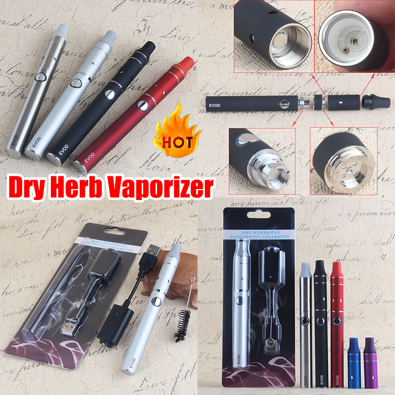 1pcs 650 1100 900 MAh Dry Herb Vaporizer Evod Wax Pen Electronic Cigarette Mini Ago G5 Vaporizer Dry Herbal Portable Tank