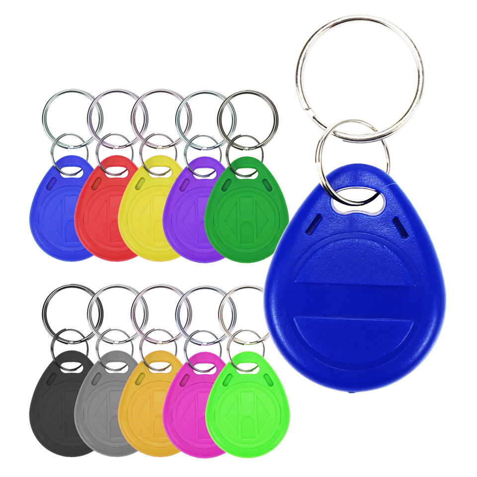 ID-Replication Keychain Card T5577 Blank Writable EM4305 Access Card 2 No. 125 KHz Special Price