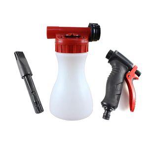 Image 4 - 1000ml Auto Waschen Schaum Flasche Auto Reinigung Waschen Schnee Schäumer Spray Lance Auto Wasser Seife Shampoo Sprayer Spray Schaum