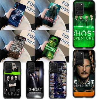 NBDRUICAI American documentary Ghost Adventures High Quality Phone Case for Samsung S20 plus Ultra S6 S7 edge S8 S9 plus S10 5G image