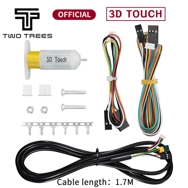 Makerbase 3D Touch Sensor Auto Bed Leveling Sensor BL AUTO Touch 3d Printer Parts For Anet A8 Tevo Reprap MK8 i3 Ender 3 Pro