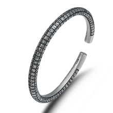 925 sterling silver Bracelets Bangle handmade Big Butterfly Adjustable Bracelet Bangle jewelry Jewelry gifts for men slovecabin 2017 new unique moment open bangle bracelet for women 925 sterling silver pave stone open bangle for bead diy jewelry