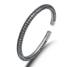 цена 925 sterling silver Bracelets Bangle handmade Big Butterfly Adjustable Bracelet Bangle jewelry Jewelry gifts for men онлайн в 2017 году