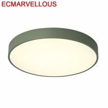 Lamp Deckenleuchte Celling For Living Lustre Luminaire Room Lampada Lampara Techo Plafonnier LED Luminaria De Teto Ceiling Light