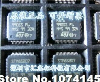 5 unids/lote STM8S207R8T6 LQFP64 STM8