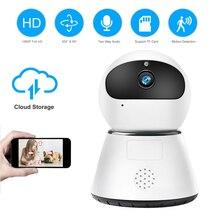ZILNK 1080P HD bezprzewodowa kamera sieciowa wi fi chmura inteligentne automatyczne śledzenie ludzkiego bezpieczeństwo w domu elektroniczna niania Ycc365 Plus