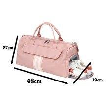 2020 new wild Fashion travel bag large capacity men's hand