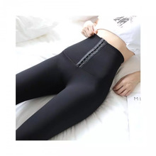 CHRLEISURE Warm Sports Leggings Anti Cellulite Yoga Pants Shrink Abdomen Gym Fitness Leggings Work Out High Waist Tights Women