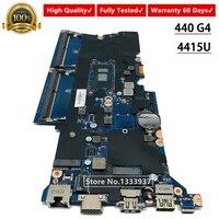 DA0X81MB6E0 HP ProBook 440 G4 440-G4 X81 노트북 마더 보드 4415U 3865U 905798-601 905798-501 905798-001